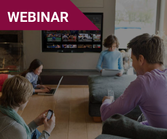On-Demand Webinar: Three Strategies For A Winning Pay TV User Experience